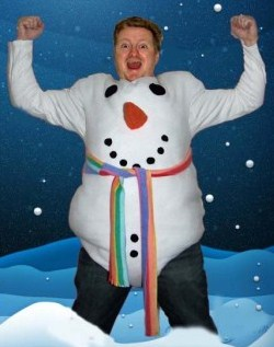 Snowman Fancy Dress