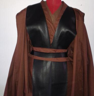 Jedi robes from Kenickys Fancy Dress