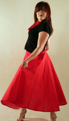 50s grease skirt