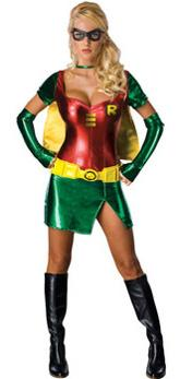 Womens Robin Costume