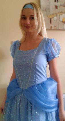 Cinderella Costume from Kenickys