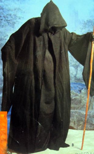 Halloween Grim Reaper Costume all sizes