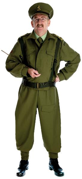 Dads Army costume