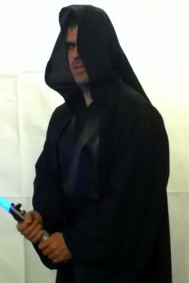 Sith lord full robes