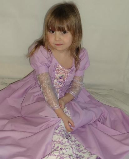 Girls Tangled Dress