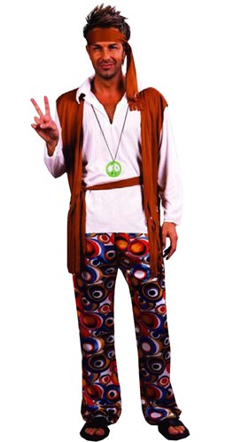 Men's 70's fancy dress costumes
