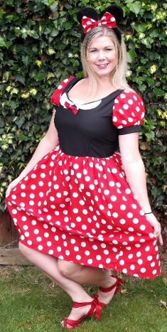 Plus Size Minnie Mouse Costumes & Sc 1 St Wonder Costumes