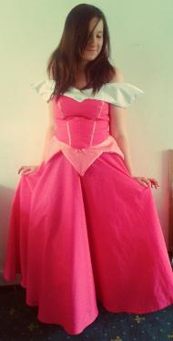 Sleeping Beauty Costume from Kenickys Fancy Dress